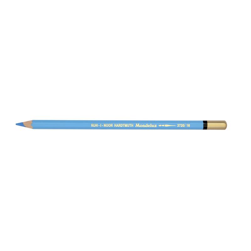 Олівці аквар MONDELUZcerulean blue/лазуровий синій
