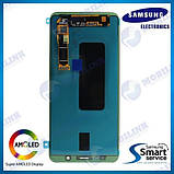 Дисплей на Samsung J810 Galaxy J8(2018) Чёрный(Black), GH97-22145A, Super AMOLED!, фото 2