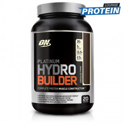 Гидролизат сывороточного протеина Optimum Nutrition Platinum Hydro Builder 1 kg
