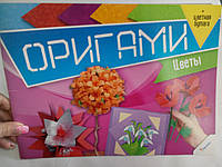 Пеликан Оригами Цветы