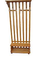 Вешалка напольная деревянная от производителя, фото 1