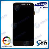 Дисплей на Samsung J260 Galaxy J2 Core Чёрный(Black), GH97-22242A,оригинал!, фото 1