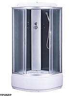 Душевой бокс BRAVO GSD-H90F,90х90х215 см