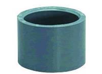 Муфта ПВХ редукционная клеевая 40х32 мм, серая