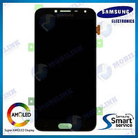 Дисплей на Samsung J400 Galaxy J4(2018) Чёрный(Black),GH97-21915A, Super AMOLED!, фото 1