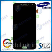 Дисплей на Samsung J400 Galaxy J4(2018) Чёрный(Black),GH97-21915A, Super AMOLED!