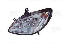 Фара передняя для Mercedes Viano / Vito W639 '03-10 левая (DEPO) под электрокорректор