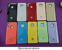 "TPU чехол GLOSSY LOGO для Apple iPhone X / XS (5.8"")"