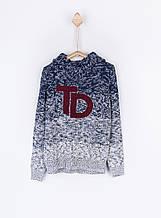 Детский пуловер для мальчика TIFFOSI Португалия 10018863 Синий