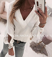 Блуза женская белая 3 расцветки, фото 1