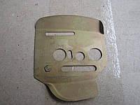 Предохранительная пластина натяжителя цепи к бензопилам Мотор Сич МС 270
