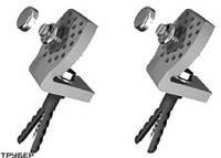 Крепления угловые для керамических сантехнических изделий K.K.POL AKC/335