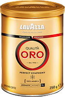 Кофе молотый Lavazza Qualita Oro Perfect Symphony 250 г.