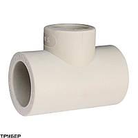 Тройник 32 20 32 мм VS Plast полипропиленовый редукционный