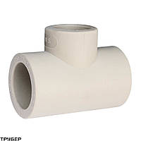 Тройник 32 25 32 мм VS Plast полипропиленовый редукционный