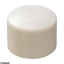 Заглушка 20 мм крышка  «VS Plast»полипропиленовая