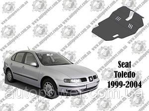Захист SEAT TOLEDO (всі бензинові) 1999-2004