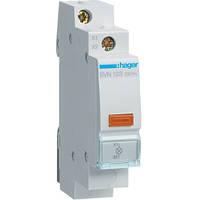 Индикатор LED желтый, Hager SVN123