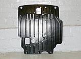 Защита картера двигателя и кпп Mitsubishi Galant IX 2003-  с установкой! Киев, фото 2