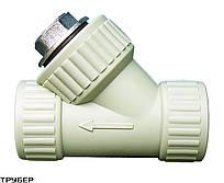 Фильтр грубой очистки 20 мм VS Plast полипропиленовый