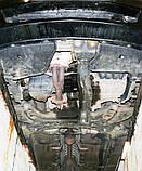 Защита картера двигателя и кпп Mitsubishi Galant IX 2003-  с установкой! Киев, фото 3