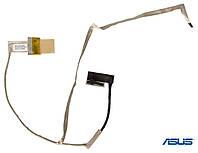 Оригинальный шлейф матрицы ноутбука ASUS K53B, K53BE, K53BR - (40pin LVDS, DC02001AV20)