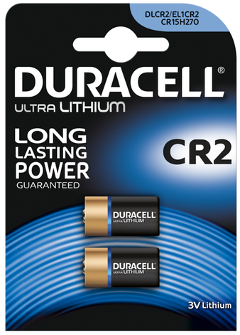 Батарейка DURACELL DL CR2, фото 2
