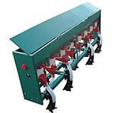 Сеялка для мототрактора, 5-и рядная, без бункера, фото 4