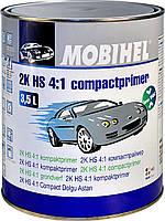 Акриловая грунтовка для автомобиля 2K HS 4:1 компактпраймер low VOC Mobihel  (3,5 л)