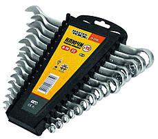 Набор ключей комбинированных Master Tool 71-2115  15 шт