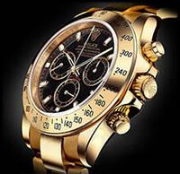 Часы Rolex Daytona кварцевые мужские (ролекс)