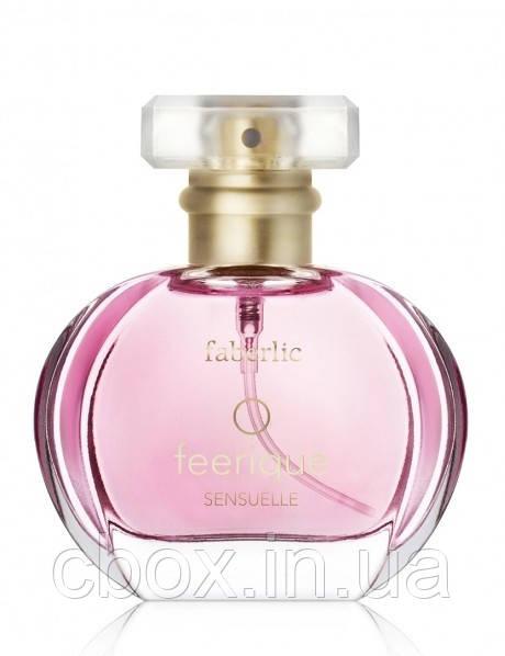 Парфюмерная вода женская O Feerique Sensuelle, Faberlic, О Феерик Сенсуель, Фаберлик, 3017, 30 мл