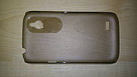 Пластиковая ультра-тонкая накладка HTC Desire V черная, фото 1