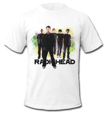 """Футболка """"Rock. Radiohead"""""""