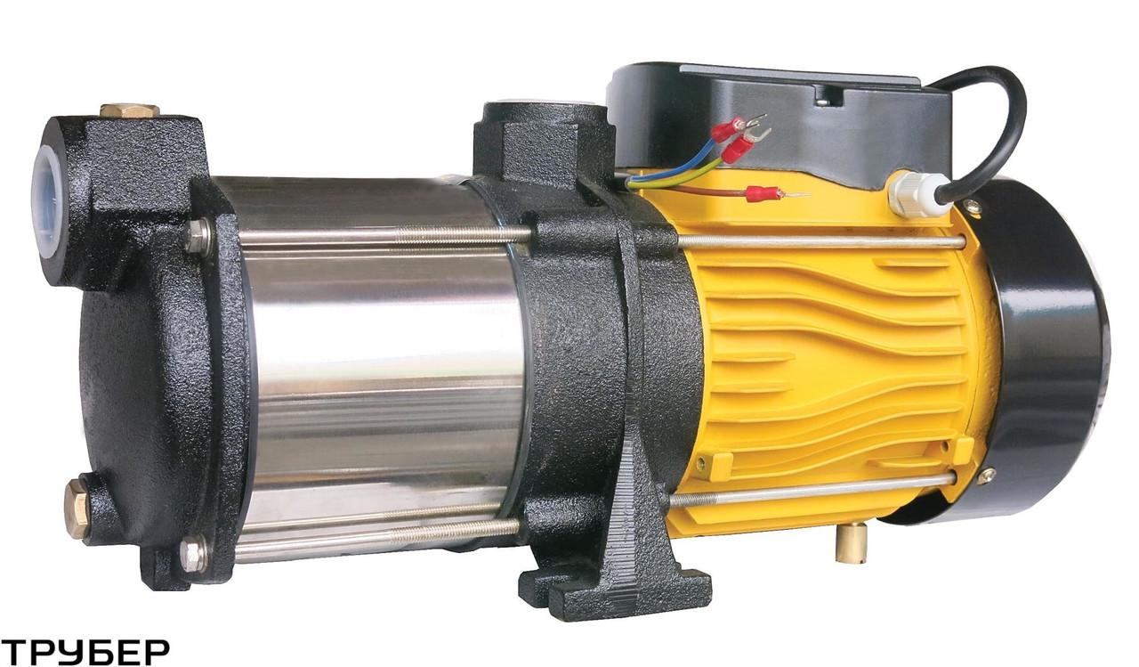 Насос центробежный многоступенчатый  Optima MH-N 900INOX 0,9кВт нержавеющие колеса