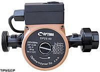 Насос циркуляционный Optima OP25-40 130 мм