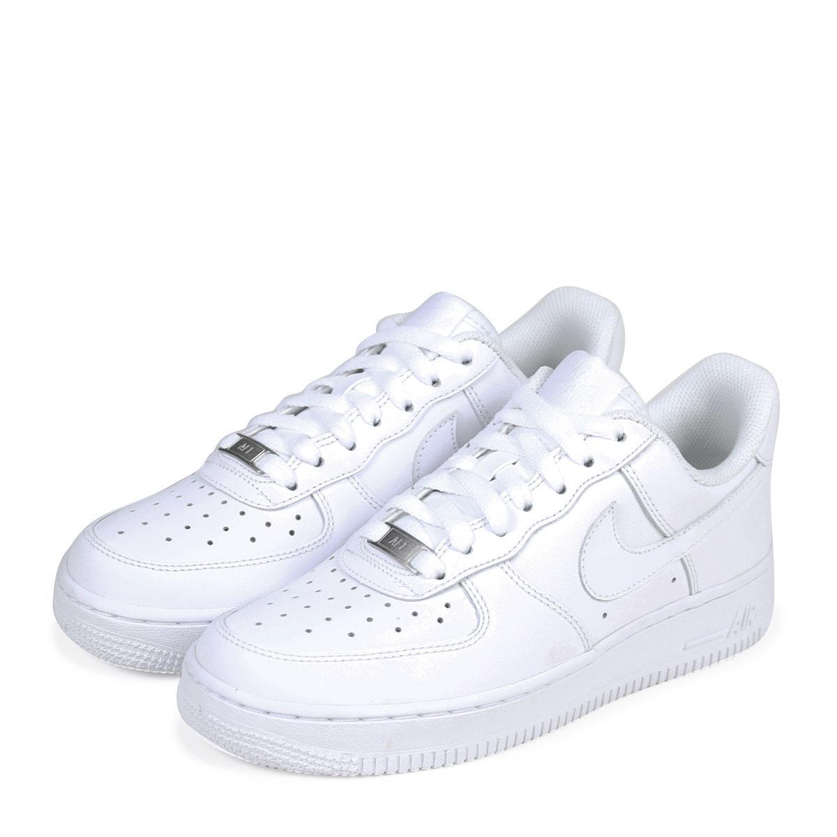 Кроссовки оригинал Nike Air Force 1 07  315115 112