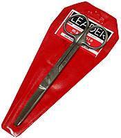 Ножницы медицинские LEADER (140мм) загнутые с тупым концом, фото 1