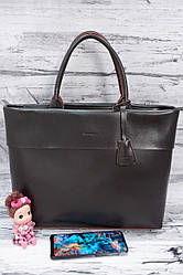 Женская сумка из натуральной кожи Galanty 10944D coffee.