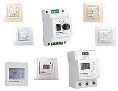 Терморегуляторы для теплого пола Terneo