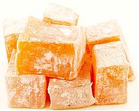 Рахат лукум апельсинові кубики 0,6 кг
