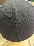Серая бейсболка из трикотажного полотна размер 56-58, фото 3