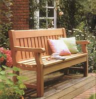 Скамейки из дерева, фото 1