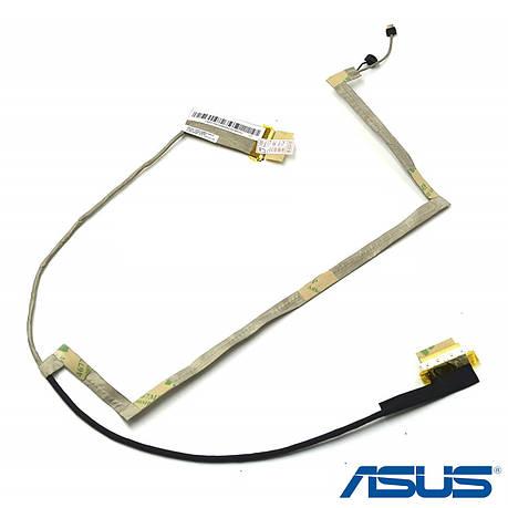 Оригинальный шлейф матрицы ноутбука ASUS K55, K55A, K55VD - (40pin LVDS, DD0XJ3LC000), фото 2