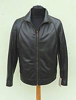 Кожаная мужская куртка MÜLLER размер XXL