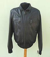 Кожаная мужская куртка TURINtr размер M, олень