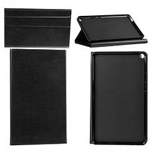 Чехол книжка кожаный Goospery Folio Tab для Samsung Tab A T590 T595 10.5 Black
