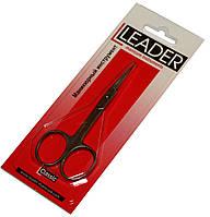 Ножницы маникюрные LEADER (для кутикулы), фото 1