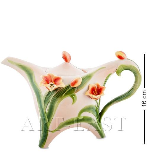 8e253b2afba4 Фарфоровый заварочный чайник