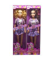 Кукла большая, 45 см (в клеточку) 8213